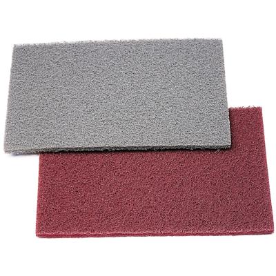 Нетканый абразивный материал AVF 320 SMIRDEX (красный)