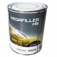Грунт наполнитель темно-серый MEGAFILLER HS 04639