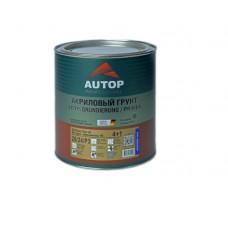 AUTOP 20/24 Грунт-наполнитель 4+1белый акриловый 2К Primer Filler HS 4+1 0,8л+0,2 л