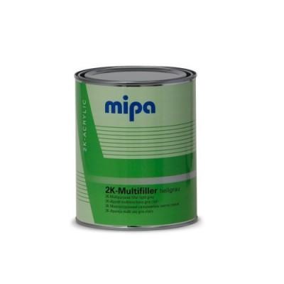 Грунт полиуретановый 2К Multifiller 1л М+М