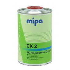 Лак экспресс 2K HS Express Klarlack CX2 1л