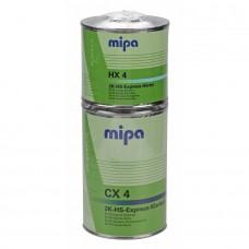 Лак экспресс 2K HS Express Klarlack CX4 1л+0,5л (комплект)