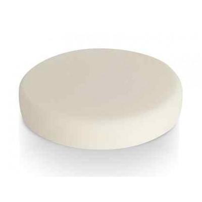 Полировальный круг Koch твёрдый Ø 160 x 30 мм (белый)