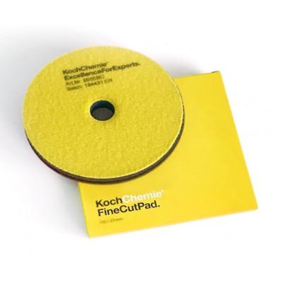 Fine Cut Pad - полировальный круг желтый 150 x 23 mm