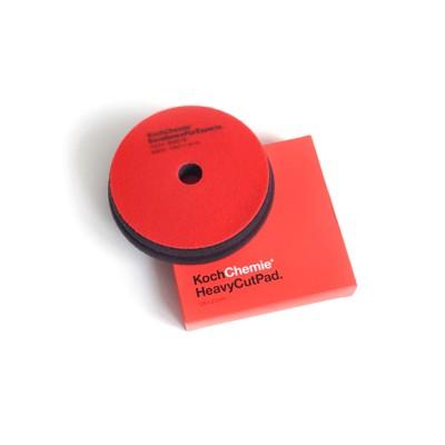 Heavy Cut Pad - полировальный круг красный 126 x 23 mm