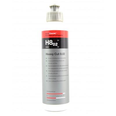 Абразивная полировальная паста  Koch Chemie Heavy Cut H8.02 (250мл )