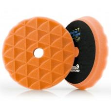 Shine Mate DIAMOND полировальный круг антиголограмный оранжевый 150мм