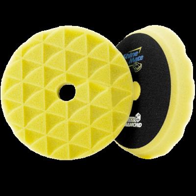 Shine Mate DIAMOND полировальный круг полутвердый желтый 70мм