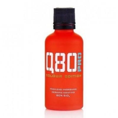 Q80PRO COLOUR EDITION керамический защитный состав 50мл.