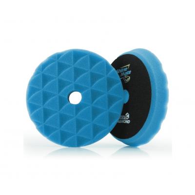 Shine Mate DIAMOND полировальный круг средней жесткости синий 70мм