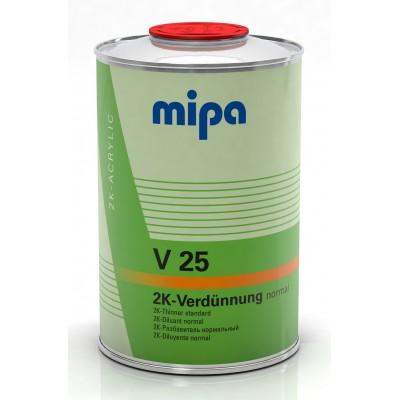 Разбавитель MIPA АС (1л) V25 акриловый 2K-Verdunnung