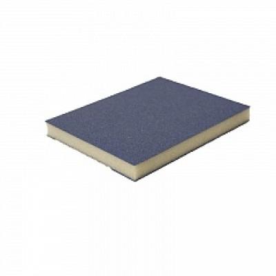 KOVAX 2*2 Superfine Blue Абразивная губка 123x98x13мм