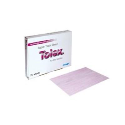 K1500 170*130мм KOVAX Tolex Лист шлифовальный на липучке