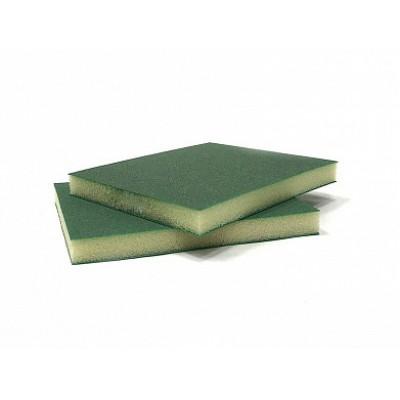 Sunmight Шлифовальная губка SUNBLOCK 123 x 98 x 12.5 мм, 2-х сторонняя P150