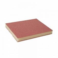 KOVAX 2*2 Fine Red Абразивная губка 123x98x13мм