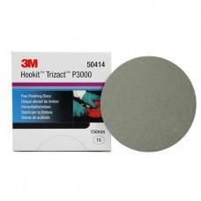 3M  Шлифовальный диск HOOKIT Trizact 3000 D-150мм