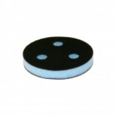 75мм ISISTEM STANDARD Подложка промежуточная T10мм на липучке, с 3 отверстиями,синяя, экстражесткая