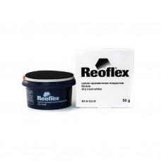 Сухая проявка REOFLEX (50г) БЕЛОЕ для темных цветов
