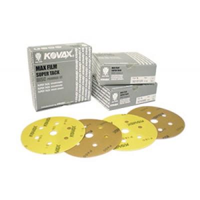 P400 152мм KOVAX Max Film Multihole Абразивный круг мультидырочный