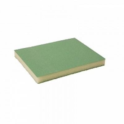 KOVAX 2*2 Ultrafine Green Абразивная губка 123x98x13мм