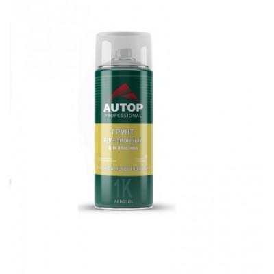 AUTOP 20/52 Грунт адгезионный для пластика прозрачный Plastic adhesion promoter в аэрозоле 520 мл.