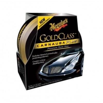 Воск G7014 Meguiar's Gold Class Paste Car Wax , 311г