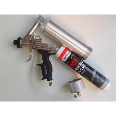 RADEX PGS Пневматический пистолет для напыляемых герметиков