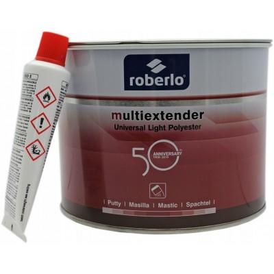 Roberlo Multiextender 2К  универсальная облегченная шпатлевка 1,5л
